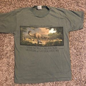 Other - OU Sam Noble Museum Dinosaur Tee